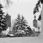 Triptis im Winter 1958